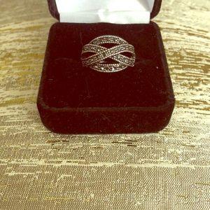 Marcasite Ring!